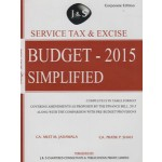 SERVICE TAX & EXCISE BUDGET 2015 SIMPLIFIED