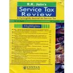 SERVICE TAX  REVIEW (STR)
