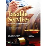 TAXABLE SERVICES A COMPREHENSIVE ANALYSIS