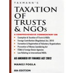 TAXATION OF TRUSTS & NGOs