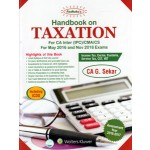 HANDBOOK ON TAXATION