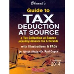 GUIDE TO TAX DEDUCTION AT SOURCE (TDS)