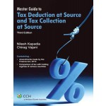 MASTER GUIDE TO TAX DEDUCTION AT SOURCE AND TAX COLLECTION AT SOURCE