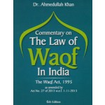 COMMENTARY ON THE LAW OF WAQF IN INDIA