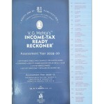 INCOME TAX READY RECKONER