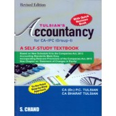 ACCOUNTANCY FOR CA-IPCC (Group-I) WITH QUICK REVISION