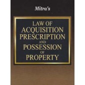 LAW OF ACQUISITION PRESCRIPTION AND POSSESSION OF PROPERTY