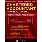 CHARTERED ACCOUNTANT PRACTICE JOURNAL (CAPJ)