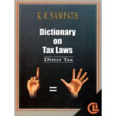DICTIONARY ON TAX LAW