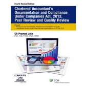 CHARTERED ACCOUNTANTS DOCUMENTATION AND COMPLIANCE UNDER COMPANIES ACT 2013
