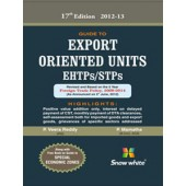 GUIDE TO EXPORT ORIENTED UNITS EHTPs STPs
