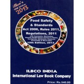 FOOD SAFETY & STANDARDS ACT, 2006 RULES, 2011 & REGULATIONS, 2011