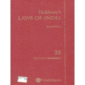 HALSBURY'S LAWS OF INDIA (VOLUME-38) WILL AND SUCCESSION